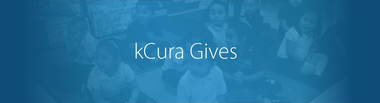 kCura Gives