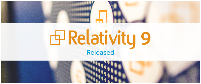 kCura Releases Relativity 9 at Annual User Conference