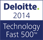kCura Ranked on Deloitte's 2014 Technology Fast 500