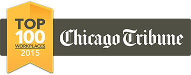kCura Earns Chicago Tribune Top 100 Places to Work