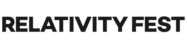 Save the Date, Relativity Fest 2017: October 22-25
