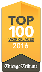 Chicago Tribune Top Workplaces 2016