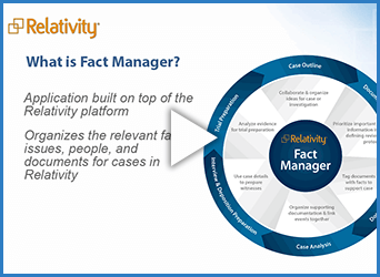 Using Fact Manager