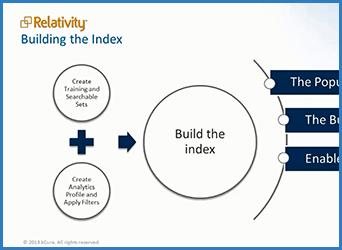 Index Creation - Building an Analytics Index