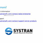 Customer Spotlight with SYSTRAN