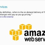 Relativity in the Cloud Part 2: Amazon Web Services (AWS)